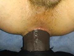 Amateur Wife Pegging Mr.Hankeys CulterX BBC Big Black Cock