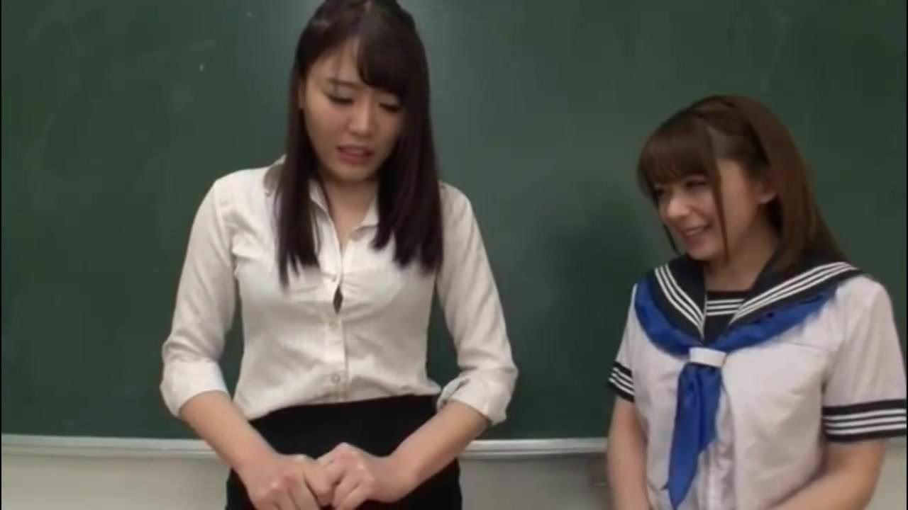 Asian Lesbian Teacher Feet