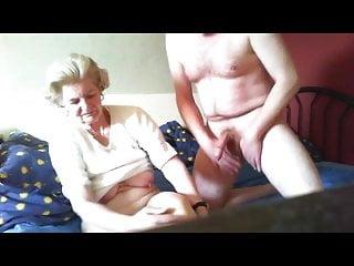 Beautiful granny fuck blowjob ndash handjob part 1...
