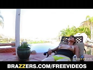 Brazzers – Sexy tattooed is fucked by her horny lesbian GF