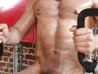 Latin naked workout...