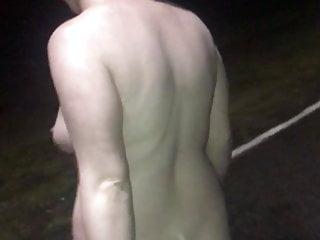 Naked at Night