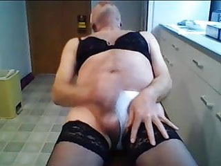 50 men in lingerie compilation mature hairy daddy...