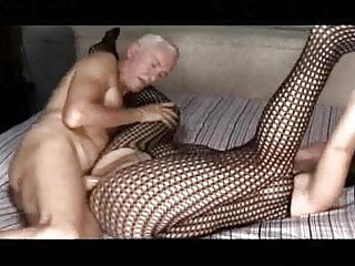 Fucks a thick chick his her tits...