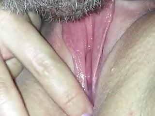 Licking a clit...
