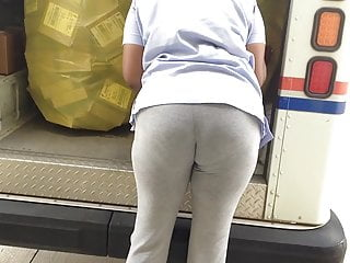 Usps phat mail booty...