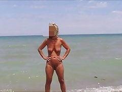 Gloria Exib A La Playa