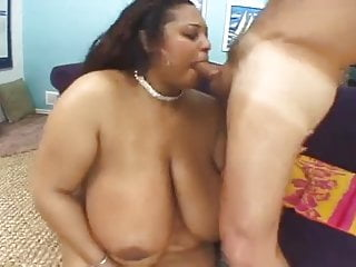 Ebony BBW Bigtits Bad Mama