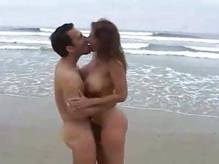 Milf beach...