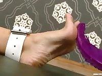 Jana Cova tickling 5