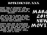 MARCH 2019  UPDATES Hotkinkyjo prolapse giant dildos fisting