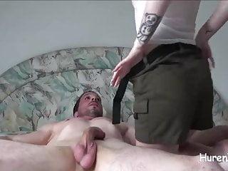 Ol Schwanz Massage Mit GroB Samenerguss! Perfekt Handjob!
