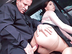 LETSDOEIT - Young Girl Pounded To Make Up For Taxi Fare