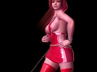 Hot with beautiful tits phase4 kasumi pole dancing...