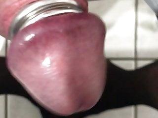 Balls ring masturbaion...