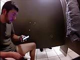 Was so alles in einem Oeffentlichen WC passiert