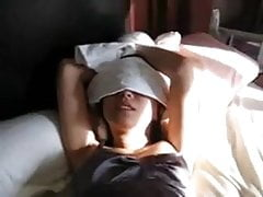 Chinese Tinder slut trapped and now sends me fuck vids