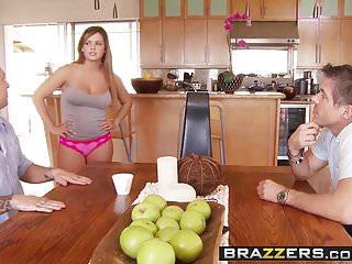 Brazzers – Baby Got Boobs – Keisha Grey and Mick Blue –  Tha
