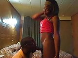 Unbelievably Sexy Black Hung Teen Shemale - Netshadow