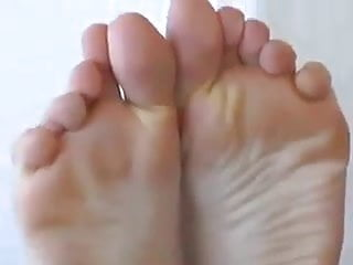 Sexy feet show...
