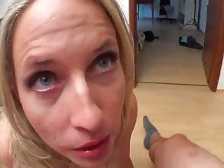 Sexy Nachbarn Frau mag Analfick - Bild 5