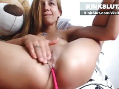 2 Squirting Orgasms In One Session