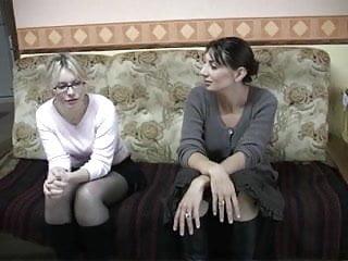 Plaisir lesbiens a la Francaise !