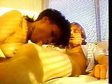 Sexy black whore gets fucked in penthouse