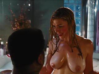 Jessica pare sex in hot tub time machine...