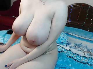 big tits busty cam girl