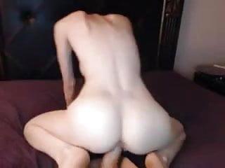 Big tit redhead orgasm...