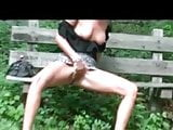 Outdoor Mastrubation