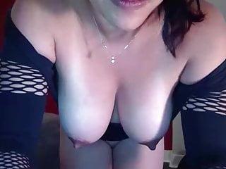 Girl masturbates...