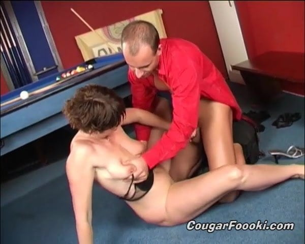 MILF bbc pornó