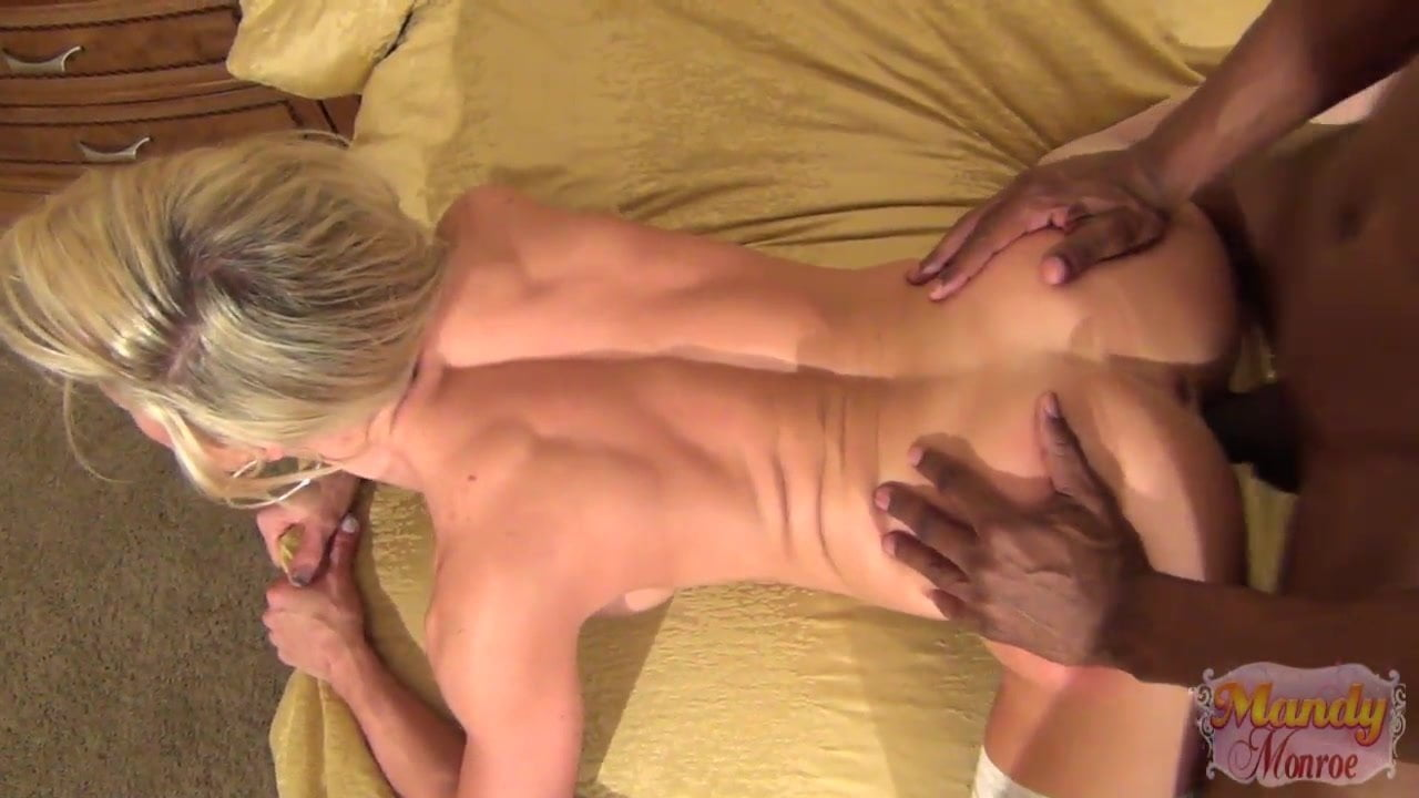 Fucking Her While Her Man Work