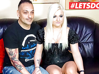 LETSDOEIT – Boiling hot European Sextape With In need of sex German Couple
