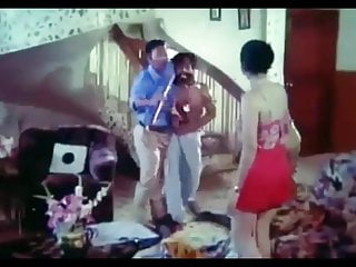 Bengali actress Nasrin in erotic scene
