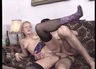 German mature orgy