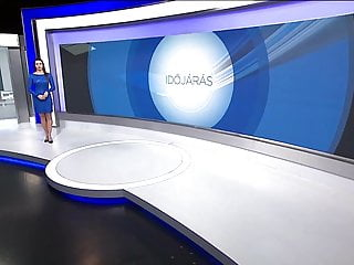 Csilla Molnar Weather Girl 30th December, 2020