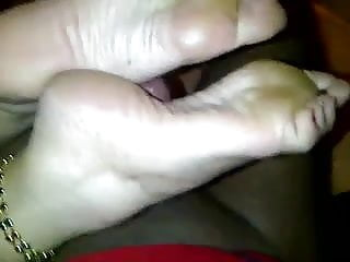 milf white dirty soles fj