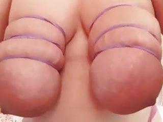 Titten bondage...