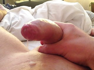 Edging leads to huge orgasm and cum shot