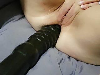 Slutwife8382 ass training, dildo, arschfotze